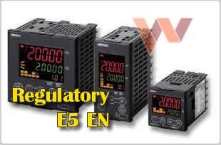 Regulatory temperatury E5ENR3YMT500NAC100240