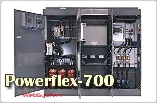 Falownik Powerflex 700 20BC085A0ANNANA0