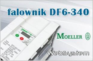 falownik Moeller DF634055K