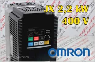 Tanie falowniki 2,2kW 3G3JXA 4 022 EF .