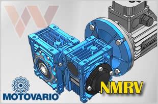 NMRV motoreduktor NMRV050/105 i=1800,0