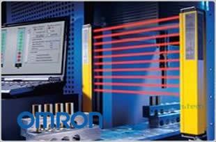 Fotoelektryczna bariera ochronna F3SB147PBYOMG