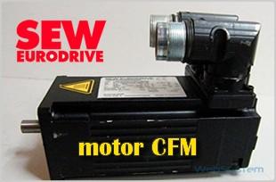 Serwo silnik CFM112S HR KTY AS1H SB