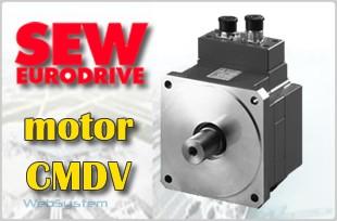 Serwo motor CMDV55L-BP01-KY-AK1H-SM1
