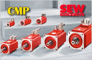 Silnik synchroniczny Serwo  CMP71L/BP/KY/EK1H/SB