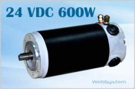 Silnik prądu stałego 600W 0,600kWEC-600-240