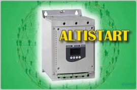 Softstart do łagodnego rozruchu ALTISTART ATS48D75Y