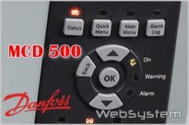 Softstart dla łagodnego rozruchu MCD5-0619C-T5