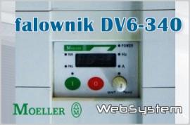 Falownik wektorowy DV6.340.55K