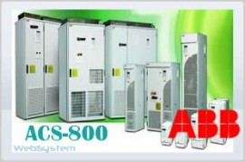 Naprawa falowników ACS800-07-0610-5+P901
