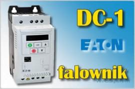 Przetwornice częstotliwości DC1 34018FBA66N