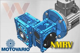 NMRV motoreduktor NMRV040/075 0,18kW