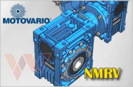 Motoreduktory NMRV NMRV040/090 i= 300,0