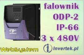 Tanie falowniki Invertek 7,5kW ODP2340753KF4YSN