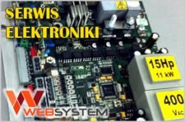 Serwisowanie i naprawa elektroniki przemysłowej VA1C020 20 Amp DC Drive