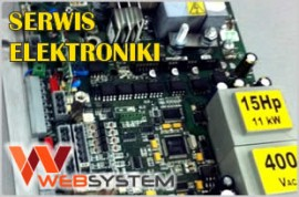 Serwisowanie i naprawa elektroniki przemysłowej W810840100101 DC Drive PCB