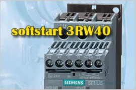 Softstarty 3rw40 3RW4074.6BB45