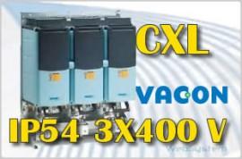 Falownik CXL IP54 132-kW Vacon 132CXL5G5N0